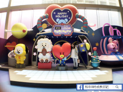 【聖誕限定】BT21 MEETS The ONE冬日夢幻漫遊宇宙