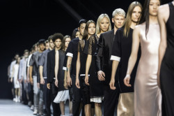 Calvin Klein's Platinum Label debuts in HK
