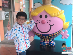 【小小豬遊星馬】Mr. Men Little Miss Cafe Singapore