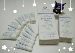 ♡親和肌膚♡深海肌元Marine Elements【Body Wash & Body Lotion】♡滋養一家大細♡