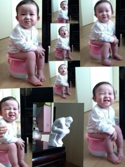 Potty Time : U Can Do It !