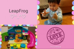 為孩子入讀幼稚園作好準備@LeapFrog Learning Friends™ Play & Discover School Set
